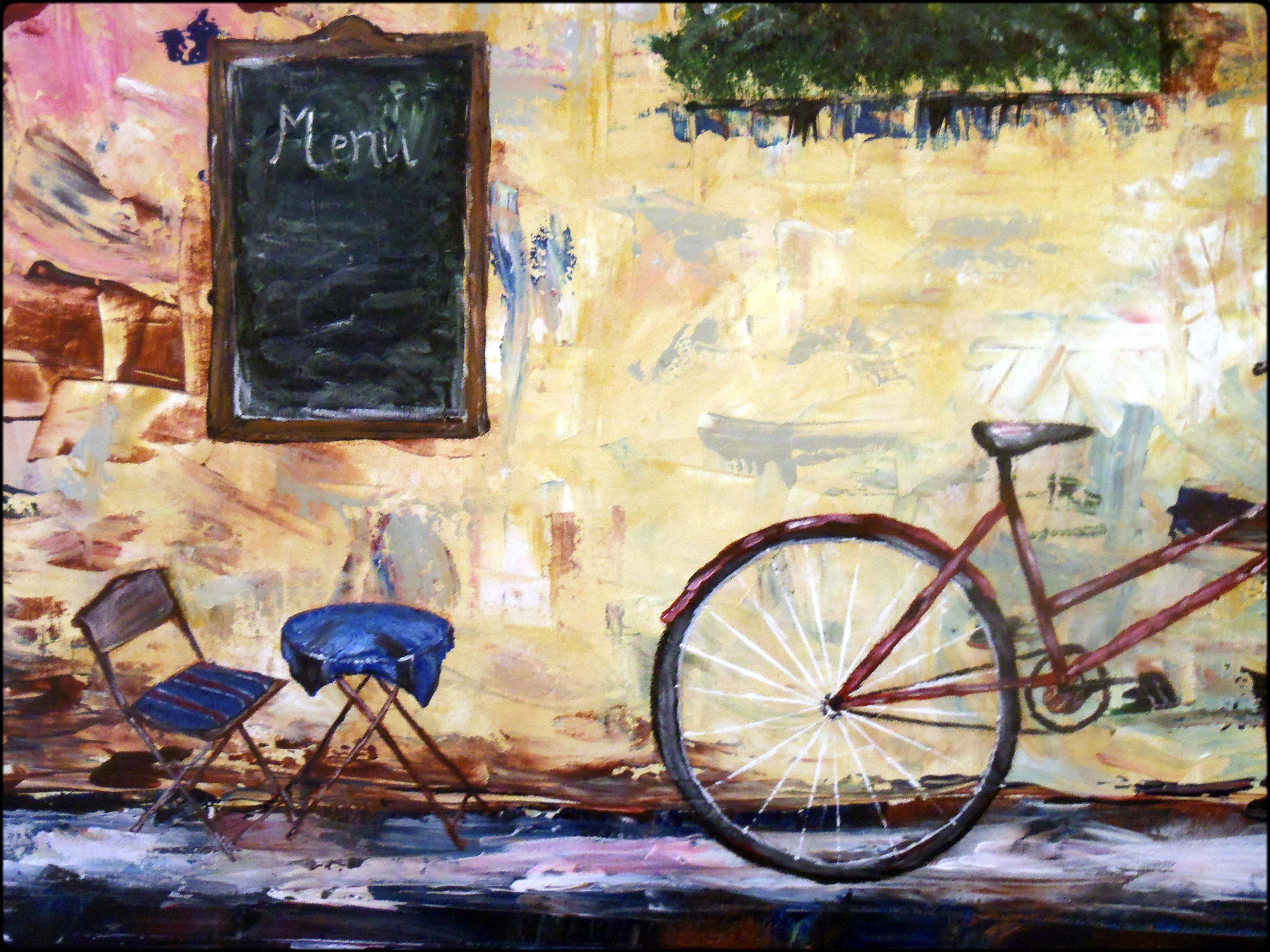 french | Agata\'s Art Corner